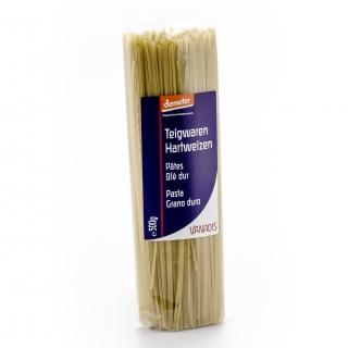 Vanadis Bio Demeter Spaghetti Hartweizen hell