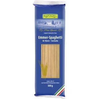 Rapunzel Bio Emmer-Spaghetti semola