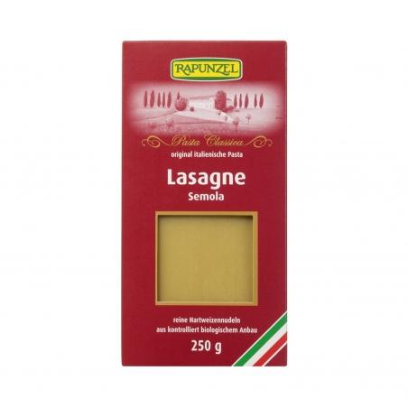 Rapunzel Bio Lasagne-Platten semola