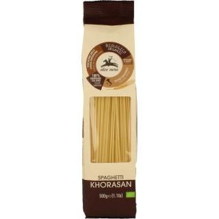 Alce Nero Bio Spaghetti Khorasan-Weizen hell