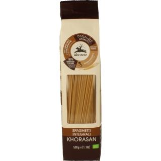 Alce Nero Bio Spaghetti Vollkorn-Khorasan-Weizen
