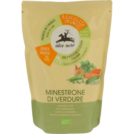 Alce Nero Bio Suppe Gemüse