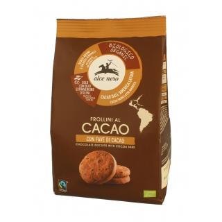 Alce Nero Bio Kakaokekse mit Kakaobohnensplitter