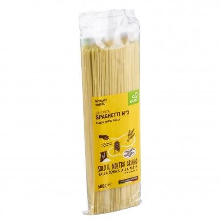 Ecor Bio Spaghetti Hartweizengriess