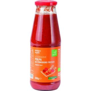 Ecor Bio Gehackte Tomaten