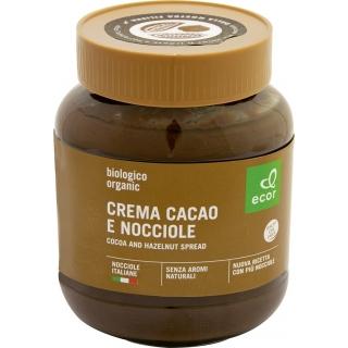 Ecor Bio Creme Haselnuss und Kakao