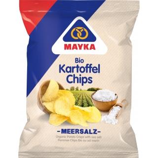 Mayka Bio Chips Meersalz