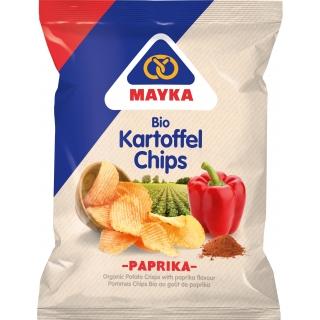 Mayka Bio Chips Paprika
