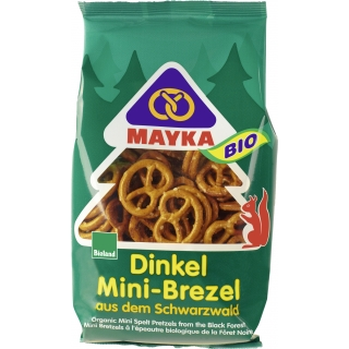 Mayka Bio Dinkel Mini-Brezel