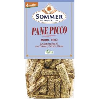Sommer Bio Demeter Pane Picco Mohn-Chili