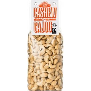 Pakka Bio Cashew geröstet mit Meersalz