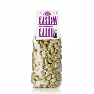 Pakka Bio Cashew geröstet à la Provençale