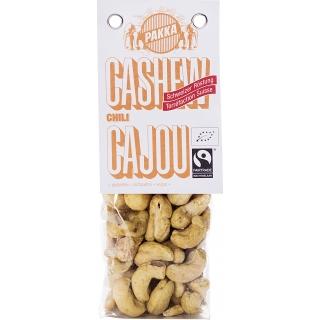 Pakka Bio Cashewnüsse mit Chili