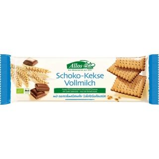 Allos Bio Schoko-Kekse Vollmilch