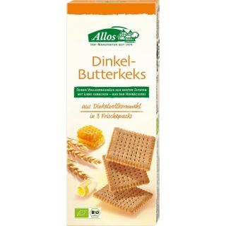 Allos Bio Kekse Dinkel-Butter
