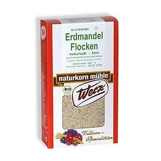 Werz Bio Erdmandel-Flocken