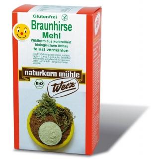 Werz Bio Braunhirsemehl