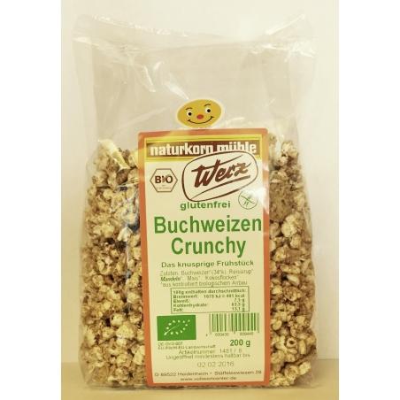 Werz Bio Buchweizen Crunchy-Müesli