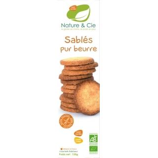 Nature et Cie Bio Butter-Sablés glutenfrei
