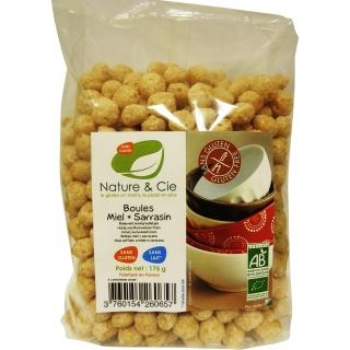 Nature et Cie Bio Buchweizen-Honig Pops glutenfrei