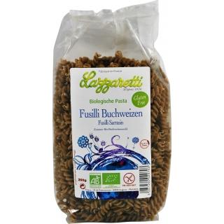 Lazzaretti Bio Fusilli Buchweizen