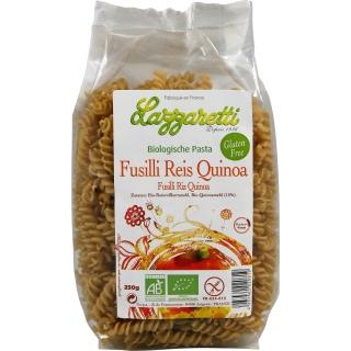 Lazzaretti Bio Fusilli Reis und Quinoa