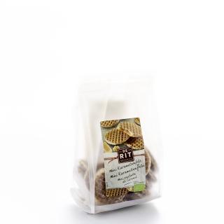 De Rit Bio Caramel-Sirup-Waffeln mini