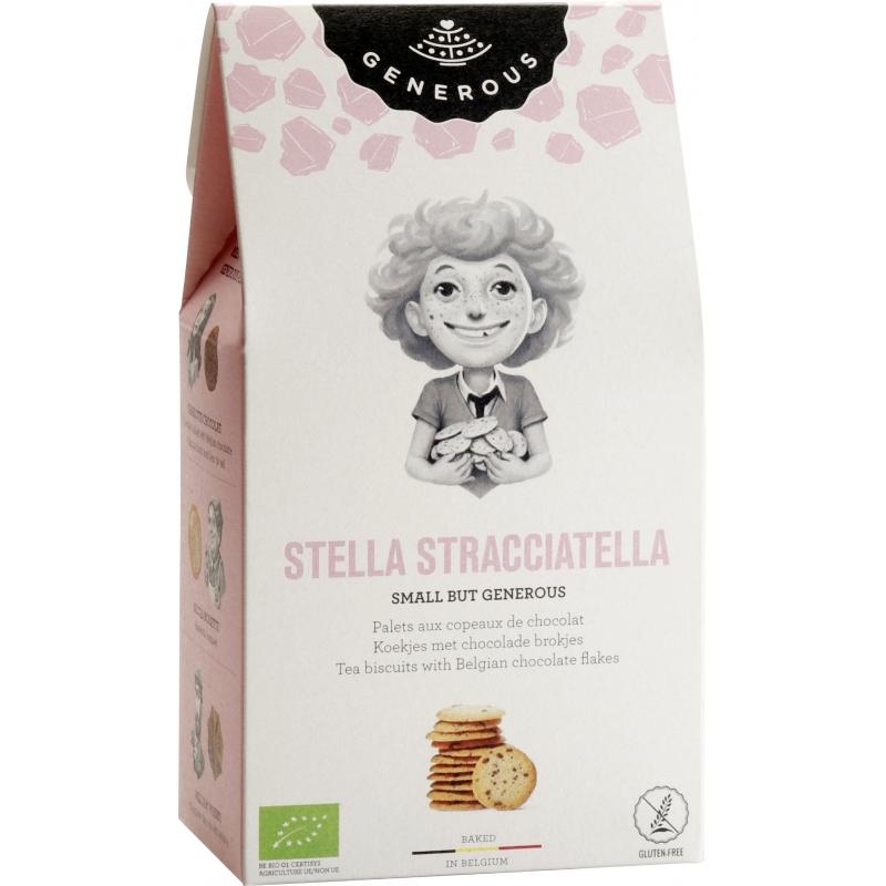 Generous Bio Stella Stracciatella Biscuit