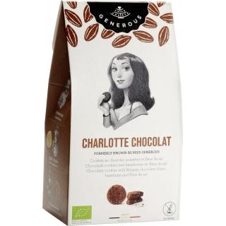 Generous Bio Charlotte Chocolat Biscuit