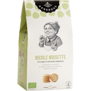 Generous Bio Nicole Noisette Biscuit