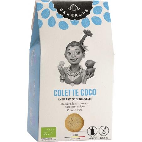 Generous Bio Colette Coco Biscuit