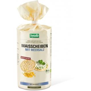 byodo Bio Maiswaffeln mit Meersalz glutenfrei