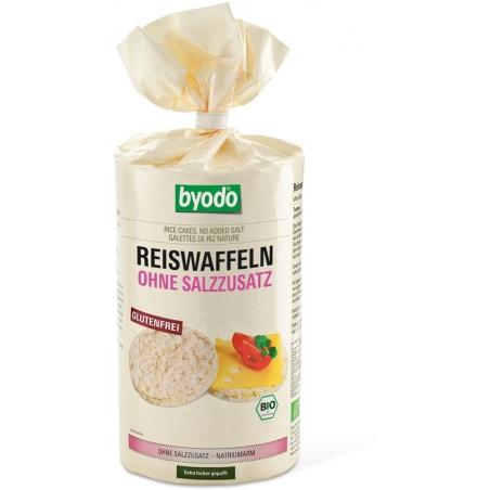 byodo Bio Reiswaffeln nature ohne Salzzusatz glutenfrei