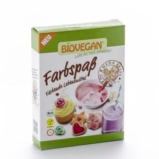 Biovegan Bio Farbspass Lebensmittelfarbe