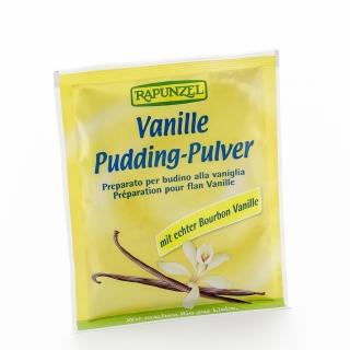 Rapunzel Bio Puddingpulver Vanille