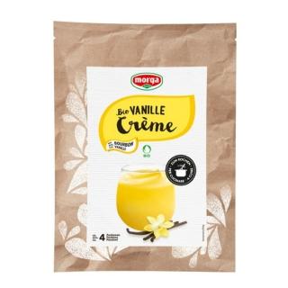 Morga Bio Crème Vanille glutenfrei