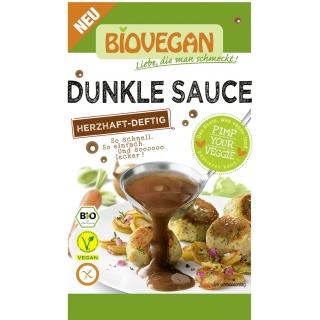Biovegan Bio Dunkle Sauce herzhaft-deftig