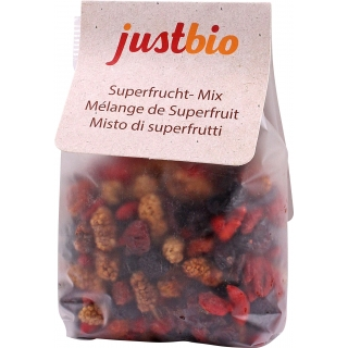 just bio Bio Superfruit-Mix