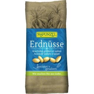 Rapunzel Bio Erdnüsse geröstet