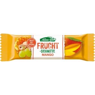 Allos Bio Fruchtschnitte Mango