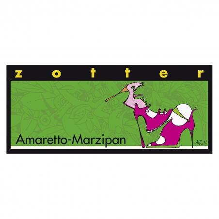 Zotter Bio Schokolade Amaretto-Marzipan