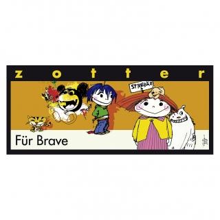 Zotter Bio Schokolade Für Brave