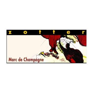 Zotter Bio Schokolade Marc de Champagne