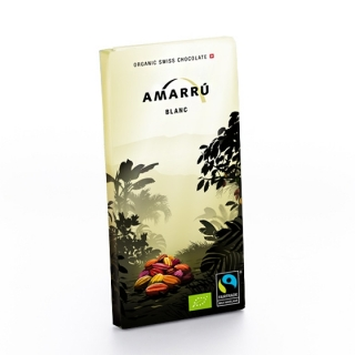 Amarru Bio Weisse Schokolade