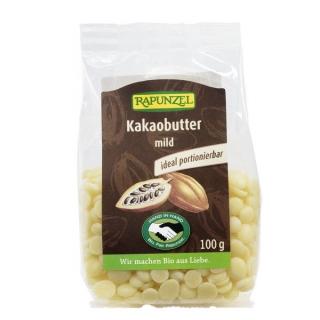 Rapunzel Bio Kakaobutter Chips mild bio HIH