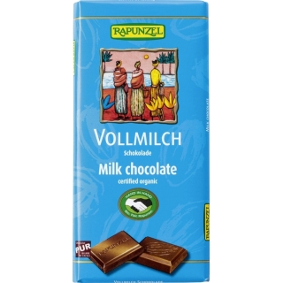 Rapunzel Bio Schokolade Vollmilch HIH
