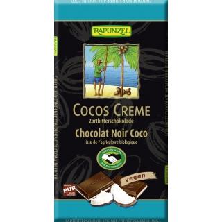 Rapunzel Bio Schokolade Cocos Crème
