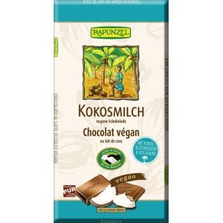 Rapunzel Bio Schokolade Kokosmilch