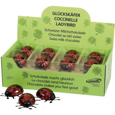 Heidi Bio Glückskäfer-Milchschokolade