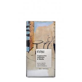 Vivani Bio Schokolade Cappuccino